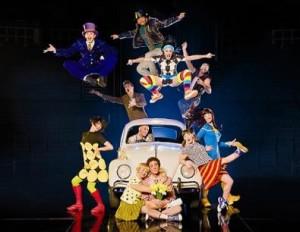 Shows del Circo Du Soleil