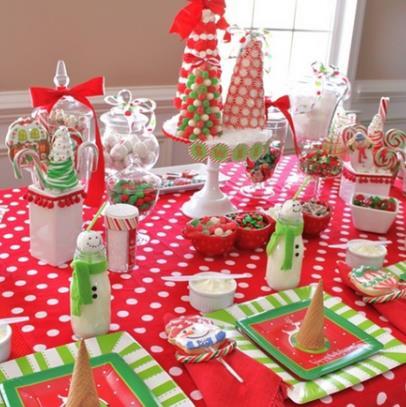 Ideas para una fiesta de navidad original con ni os - Ideas para una fiesta de navidad ...
