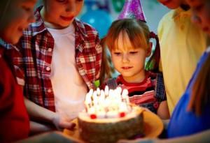 Cumpleaños infantil diferente
