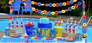 Cómo contratar tu fiesta de payasos para la piscina