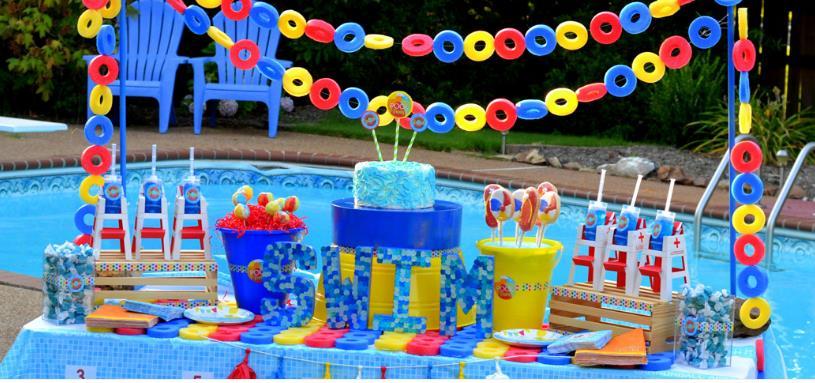 C mo contratar tu fiesta de payasos para la piscina - Fiesta de piscina ...