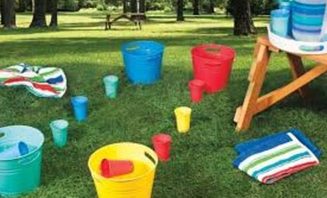 Juegos con agua para tu fiesta infantil
