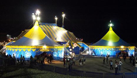 Los 5 circos más famosos