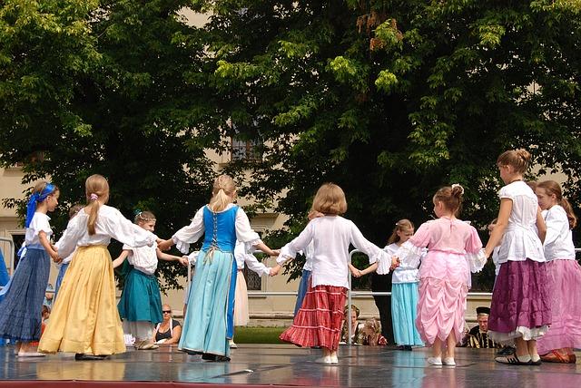 Canciones para bailar en fiestas infantiles