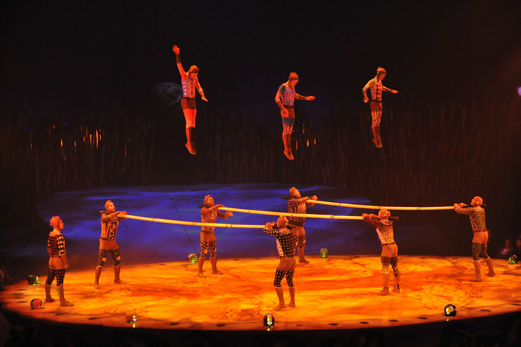 Los 6 circos más famosos del mundo - piruetas