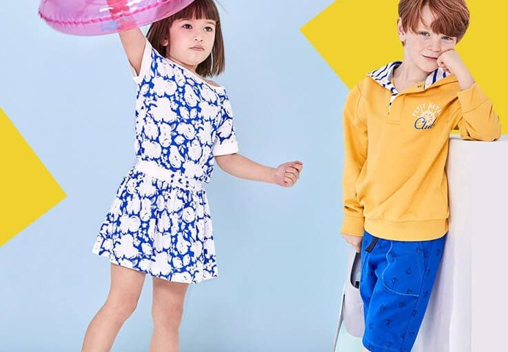 Marcas de ropa infantil