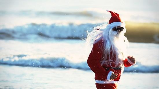El teléfono de papa Noel en Laponia