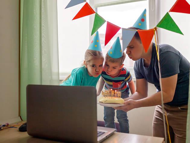 Cuántos niños puedo invitar a una fiesta infantil